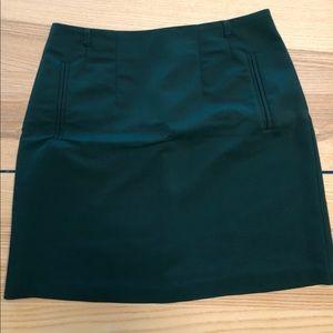 Pencil Skirt (green)